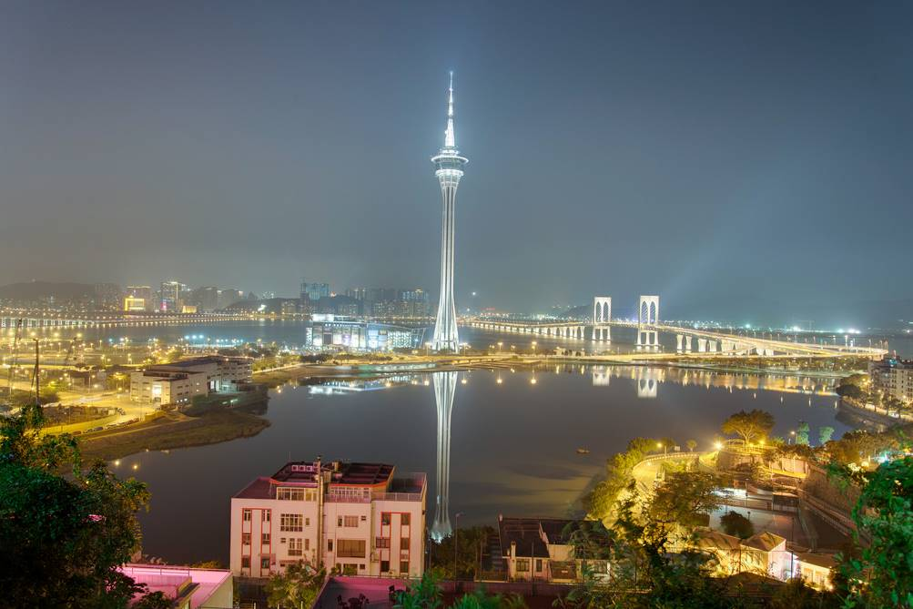 Macau Tower in China